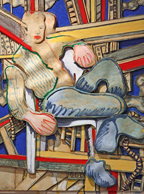 Joe For Oil >> Ceravolo Paintings and Portraits, David Byrd Drawings, Robert Roesch sculpture